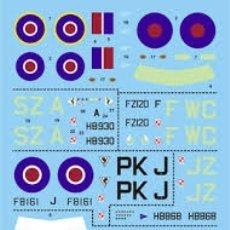 Maquetas: TECHMOND - NORTH AMERICAN P-51 MUSTANG III 1/72 72009. Lote 172865915
