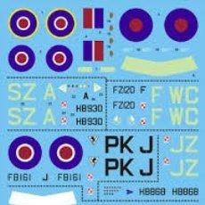 Maquetas: TECHMOND - NORTH AMERICAN P-51 MUSTANG III 1/48 48033. Lote 172866145