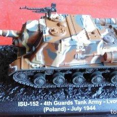 Macchiette: ISU-152. METAL ALTAYA ESCALA 1/72 + REVISTA. Lote 172920767