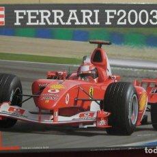 Maquetas: MAQUETA - REVELL FERRARI F2003-GA 1/24. Lote 172932003