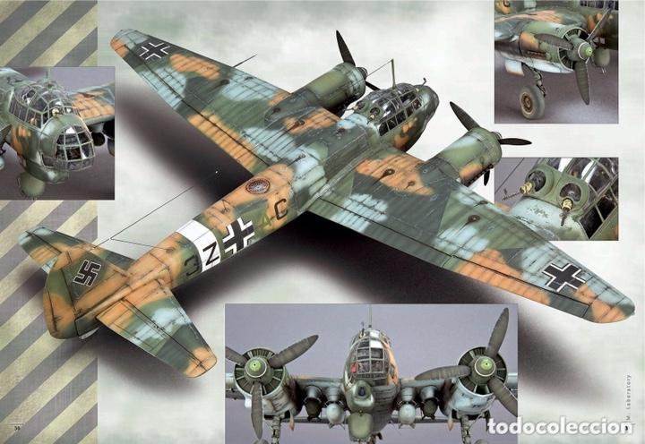 Maquetas: JUNKERS Ju-88 C-6 1:72 ITALERI 1022 maqueta avión Sicilia Ucrania - Foto 7 - 172936215