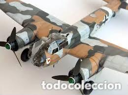 Maquetas: JUNKERS Ju-88 C-6 1:72 ITALERI 1022 maqueta avión Sicilia Ucrania - Foto 8 - 172936215