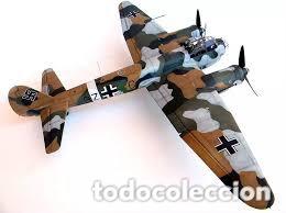 Maquetas: JUNKERS Ju-88 C-6 1:72 ITALERI 1022 maqueta avión Sicilia Ucrania - Foto 9 - 172936215