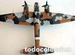Maquetas: JUNKERS Ju-88 C-6 1:72 ITALERI 1022 maqueta avión Sicilia Ucrania - Foto 10 - 172936215