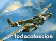 Maquetas: JUNKERS Ju-88 C-6 1:72 ITALERI 1022 maqueta avión Sicilia Ucrania - Foto 14 - 172936215