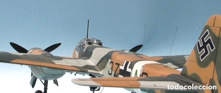 Maquetas: JUNKERS Ju-88 C-6 1:72 ITALERI 1022 maqueta avión Sicilia Ucrania - Foto 15 - 172936215