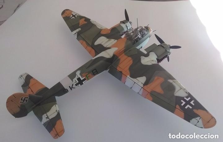 Maquetas: JUNKERS Ju-88 C-6 1:72 ITALERI 1022 maqueta avión Sicilia Ucrania - Foto 16 - 172936215