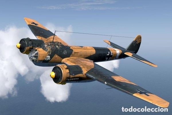 Maquetas: JUNKERS Ju-88 C-6 1:72 ITALERI 1022 maqueta avión Sicilia Ucrania - Foto 17 - 172936215