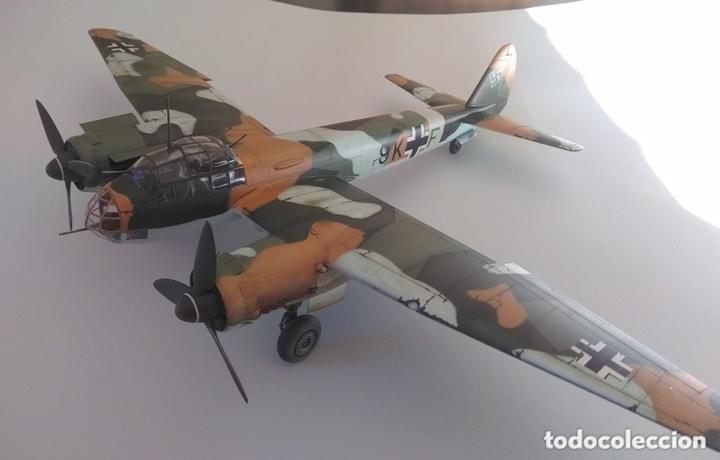 Maquetas: JUNKERS Ju-88 C-6 1:72 ITALERI 1022 maqueta avión Sicilia Ucrania - Foto 18 - 172936215