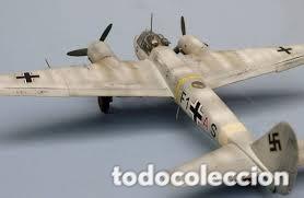 Maquetas: JUNKERS Ju-88 C-6 1:72 ITALERI 1022 maqueta avión Sicilia Ucrania - Foto 19 - 172936215