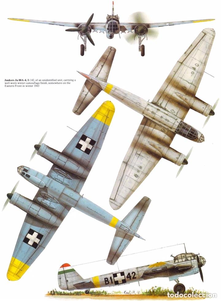 Maquetas: JUNKERS Ju-88 C-6 1:72 ITALERI 1022 maqueta avión Sicilia Ucrania - Foto 23 - 172936215