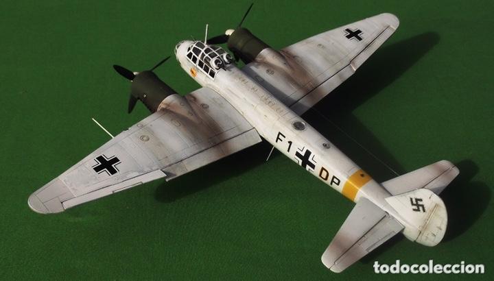 Maquetas: JUNKERS Ju-88 C-6 1:72 ITALERI 1022 maqueta avión Sicilia Ucrania - Foto 24 - 172936215