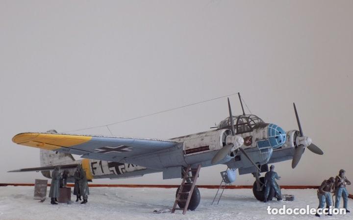 Maquetas: JUNKERS Ju-88 C-6 1:72 ITALERI 1022 maqueta avión Sicilia Ucrania - Foto 25 - 172936215