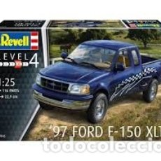 Maquetas: REVELL - ´97 FORD F-150 XLT 1/25 07045. Lote 173031190
