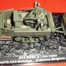 Maquetas: M-16 HGMC.METAL ALTAYA ESCALA 1/72 + REVISTA. Lote 173045527