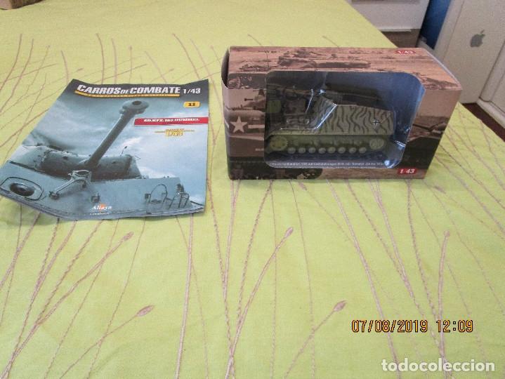 Maquetas: Tanque Altaya escala 1/43 nº11 Sd.Kfz. 165 Hummel - Foto 2 - 221859407