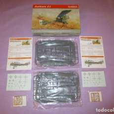 Maquetas: JUNKERS J.I (2 UDS.?) - PROFIPACK EDITION - 1/72 SCALE - EDUARD - 7046 (X 2 ?). Lote 173235472