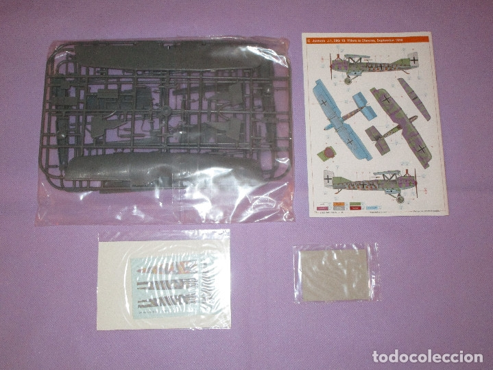 Maquetas: JUNKERS J.I (2 UDS.?) - PROFIPACK EDITION - 1/72 SCALE - EDUARD - 7046 (X 2 ?) - Foto 3 - 173235472