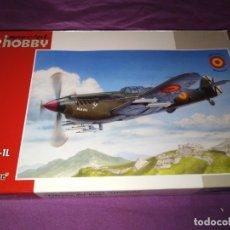 Maquetas: HA-1112 M-1L BUCHON EJERCITO DEL AIRE 1:72 SPECIAL HOBBY NO. SH 72308. Lote 173262978