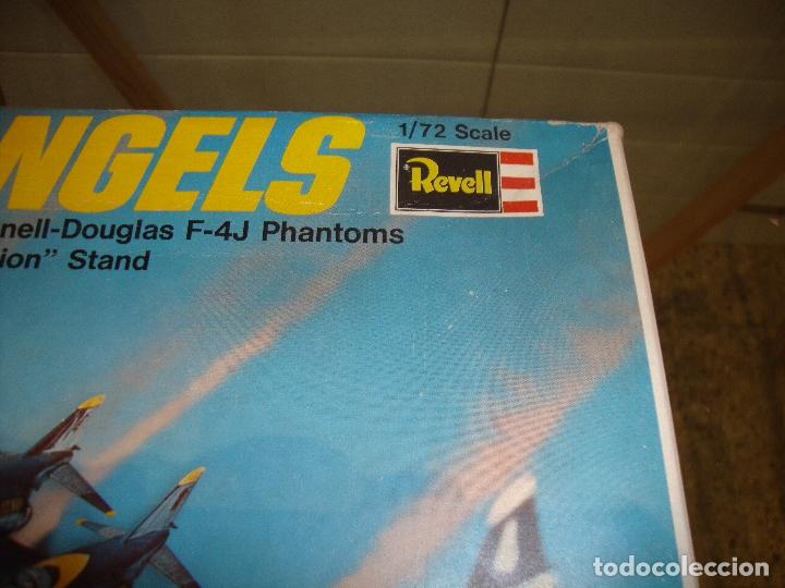 Maquetas: MAQUETA U. S. NAVY'S BLUE ANGELS DE REVELL ESCALA 1:72 - Foto 2 - 173454419