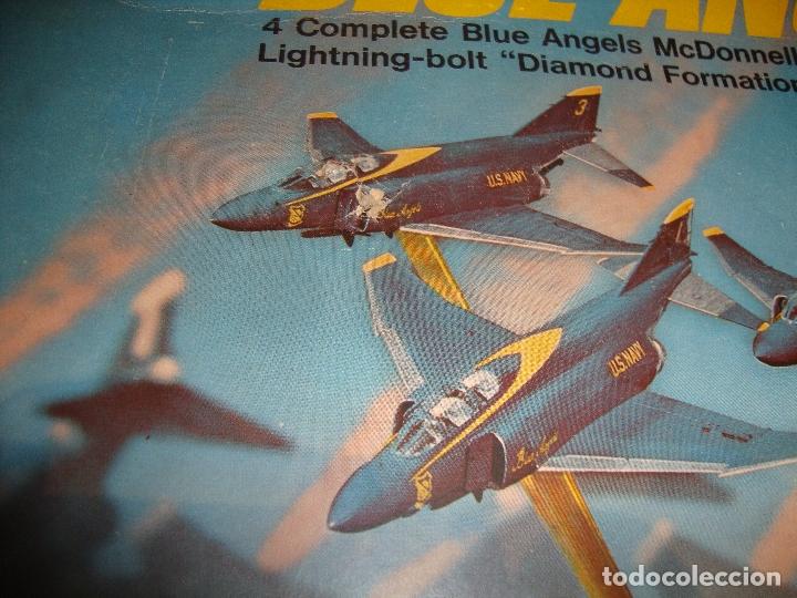 Maquetas: MAQUETA U. S. NAVY'S BLUE ANGELS DE REVELL ESCALA 1:72 - Foto 3 - 173454419