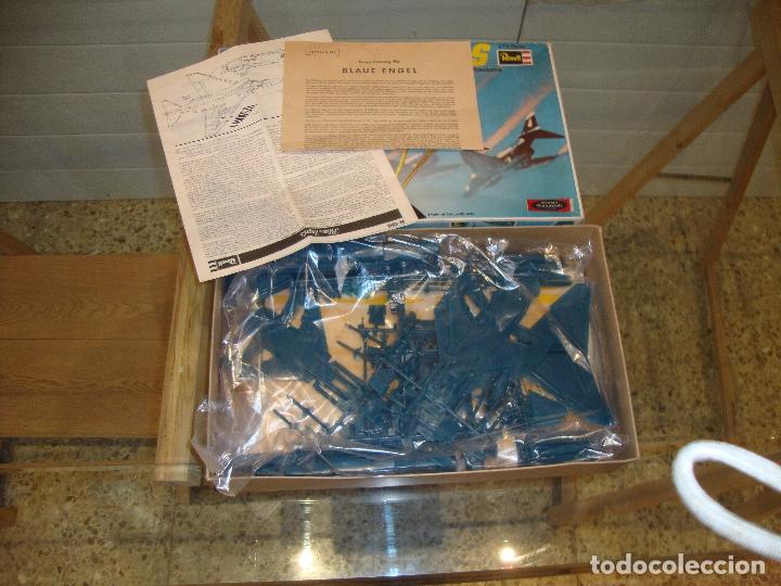 Maquetas: MAQUETA U. S. NAVY'S BLUE ANGELS DE REVELL ESCALA 1:72 - Foto 9 - 173454419
