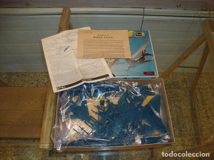 Maquetas: MAQUETA U. S. NAVY'S BLUE ANGELS DE REVELL ESCALA 1:72 - Foto 10 - 173454419