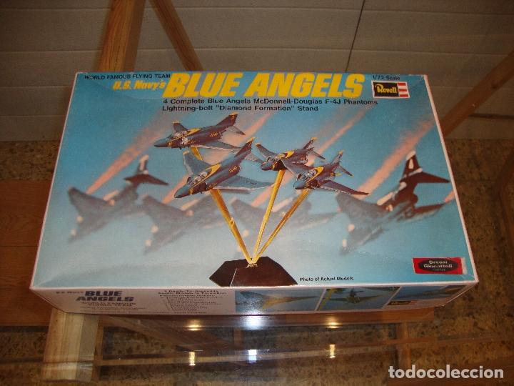 MAQUETA U. S. NAVY'S BLUE ANGELS DE REVELL ESCALA 1:72 (Juguetes - Modelismo y Radio Control - Maquetas - Aviones y Helicópteros)