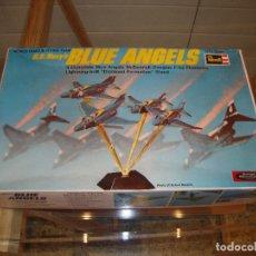 Maquetas: MAQUETA U. S. NAVY'S BLUE ANGELS DE REVELL ESCALA 1:72. Lote 173454419
