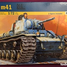 Maquetas: KV-1 M41 1:72 ITALERI 7049 MAQUETA CARRO. Lote 173488074