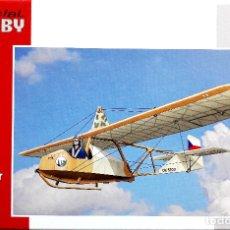 Maquetas: SG 38 SCHULGLEITER + SK-38 KOMÁR 1/72 SPECIAL HOBBY. Lote 173822344