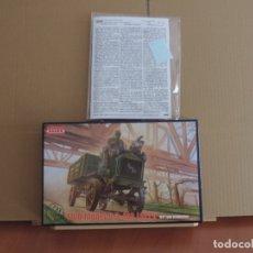 Maquetas: MAQUETA CAMION AMERICANO WW1 - RODEN 733 FWD MODEL B 3-TON LORRY 1/72. Lote 173853263