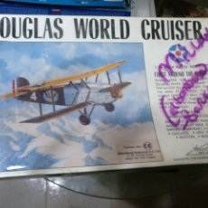 Maquetas: DOUGLAS WORLD CRUISER 1/72. Lote 173908520