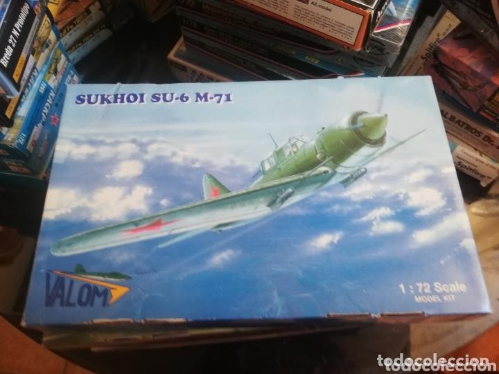VALOM 1/72 SUKHOI SU-6 M-71 (Juguetes - Modelismo y Radio Control - Maquetas - Aviones y Helicópteros)