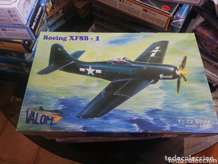 VALOM 1/72 BOEING XF8B-1 (Juguetes - Modelismo y Radio Control - Maquetas - Aviones y Helicópteros)