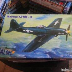 Maquetas: VALOM 1/72 BOEING XF8B-1. Lote 173908735
