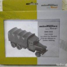 Maquetas: KIT CAMIÓN GMC CCKW-353, MINITANKS-ROCO ,REF.5044(553). Lote 173940218