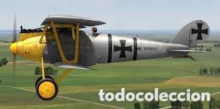 Maquetas: PFALZ D.III WERNER VOSS 1:48 EDUARD 8031 maqueta avión WWI - Foto 5 - 173981902