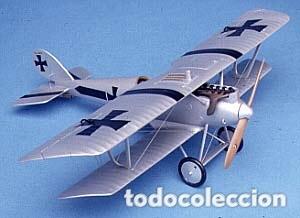 Maquetas: PFALZ D.III 1:48 EDUARD 8005 maqueta avión - Foto 4 - 173986214