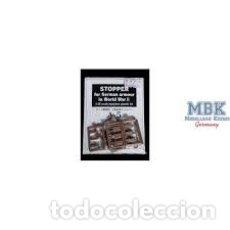 Maquetas: MODELKASTEN - STOPPER FOR GERMAN ARMOUR IN WORLD WAR II 1/35 A5. Lote 173989518