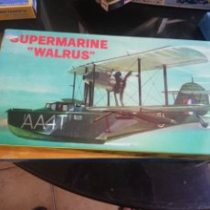 Maquetas: SUPERMARINE WALRUS. Lote 174152495