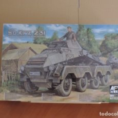 Maquetas: MAQUETA BLINDADO ALEMAN - AFV CLUB 35231 SD.KFZ. 231 EARLY TYPE 1/35. Lote 174175852