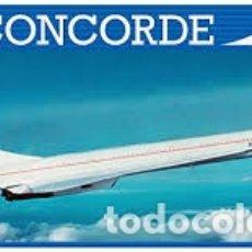 Maquetas: REVELL - CONCORDE BRITISH AIRWAYS 1/144 04257. Lote 174267913