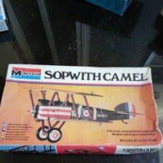 Maquetas: MONOGRAM SOPWITH CAMEL 1/48. Lote 174373608