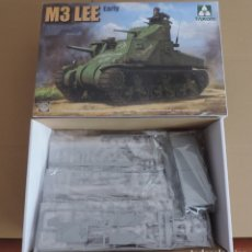 Maquetas: MAQUETA - TAKOM 2085 US MEDIUM TANK M3 LEE 1/35. Lote 174388747