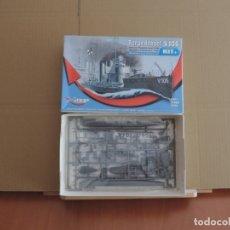 Maquetas: MAQUETA - MIRAGE HOBBY 900001 GERMAN WWI TORPEDO SHIP V 106 1/400. Lote 174584373
