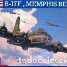 Maquetas: REVELL - B-17F MEMPHIS BELLE 1/48 04297. Lote 175214334