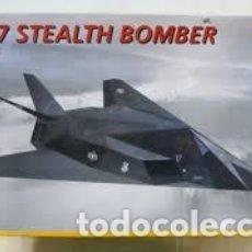 Maquetas: ITALERI - F-117 STEALTH BOMBER 1/32 609. Lote 175214718