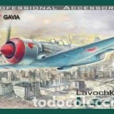 Maquettes: GAVIA - LAVOCHKIN LA-7 1/48 009/0602. Lote 175215784