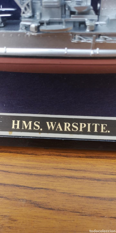 Maquetas: Maqueta enmarcada en forma de cuadro del warsspite - Foto 3 - 175218012